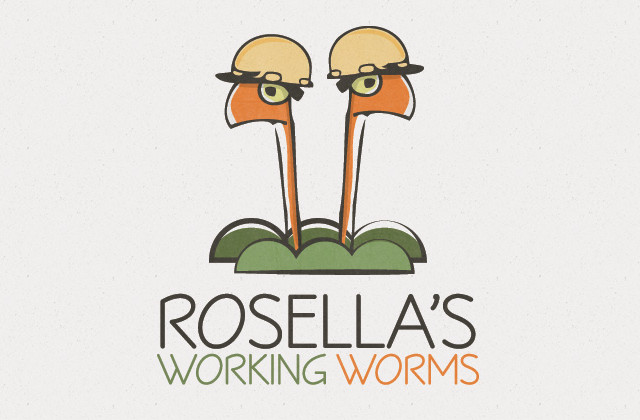 Rosella's Working Worms