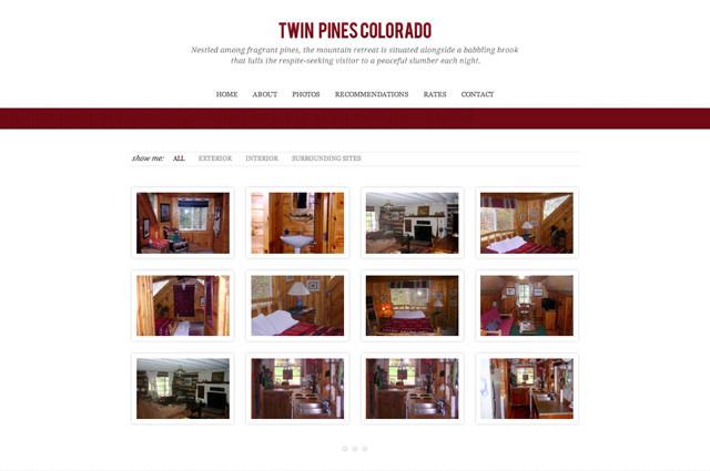 Twin Pines Colorado
