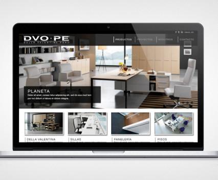 DVO-PE-website-design-iteration
